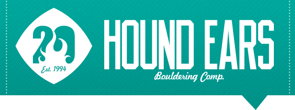 20th annual hound ears bouldering comp